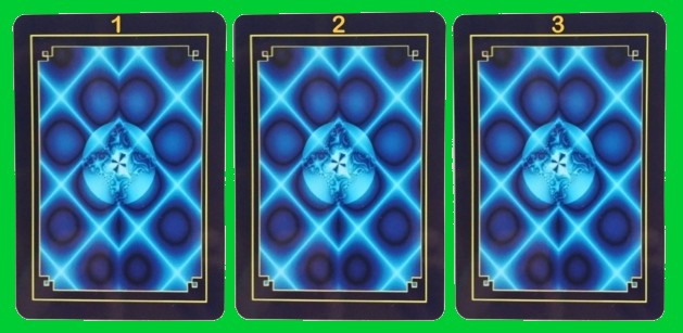 3 card personal insight